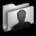 Users Metal Folder-128