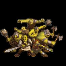 Shrek Army