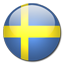 Sweden Flag Icon